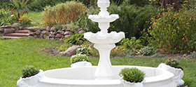 Stone Fountain